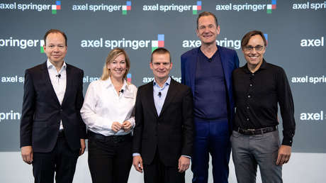 "Springer forciert Monopolisierung der Medien in USA – ""Bild""-Skandal als Ablenkungsmanöver"