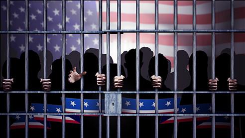 Америка за решёткой