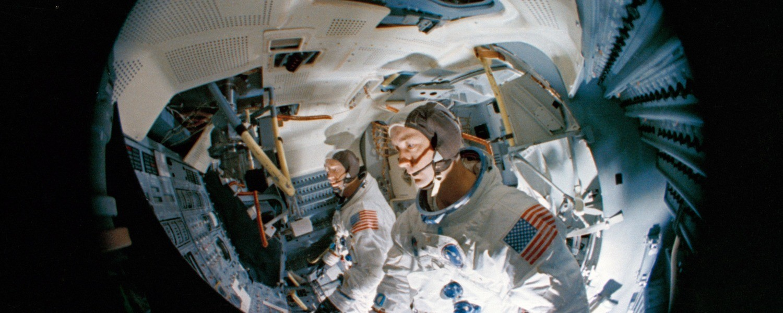 Американский астронавт о высадке на Луну и глубоком космосе