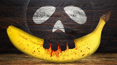 Банановое рабство