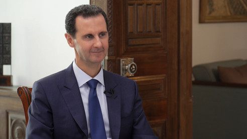 Башар Асад — о сирийском конфликте, помощи России и враждебности Запада