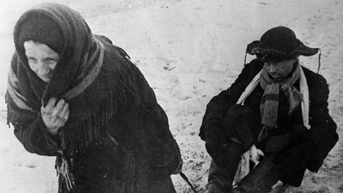 Вспоминая блокадный Ленинград