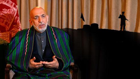 Что стало с Афганистаном после американской «войны против терроризма». Интервью Хамида Карзая