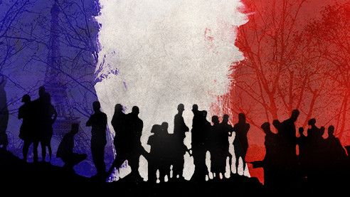Цыгане: куда кочует Франция