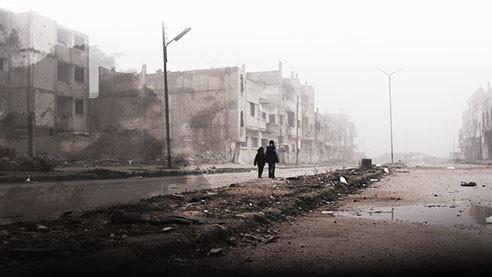 Дети Сирии. Воспитанные войной