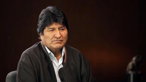 Эво Моралес — о причинах кризиса в Боливии