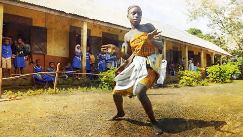 Гана: танцуют все (ТРЕЙЛЕР)