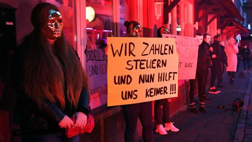 Германия. Секс-индустрия против COVID-19 (ТРЕЙЛЕР)
