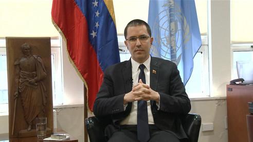 Глава МИД Венесуэлы: мы не приемлем ультиматумов