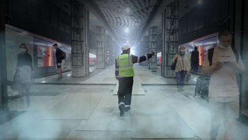 Город под землёй. Особенности московского метро