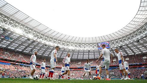 Города ЧМ-2018: Москва