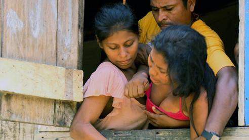 Гриси сикнис. Массовое безумие в Никарагуа
