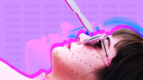 Разоблачение K-pop-айдолов: южнокорейские звёзды до и после пластики