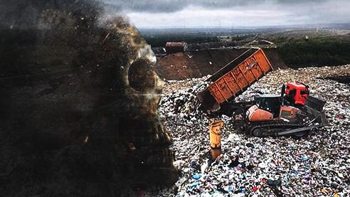 Как мусорные полигоны влияют на экологию Подмосковья