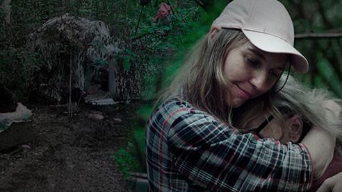 Как семья из Луганска год пряталась в лесу