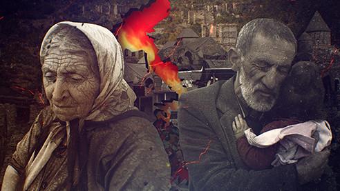 Карабах. Люди войны
