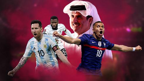 Катар. Подготовка к чемпионату мира по футболу — 2022