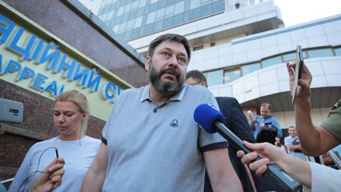 Кирилл Вышинский: я благодарю всех, кто меня поддерживал