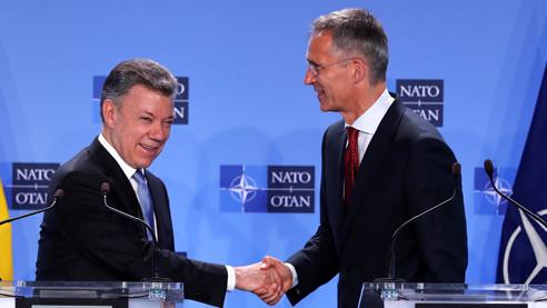 Колумбия движется к миру. И к НАТО