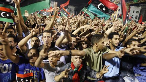 Ливия перед выбором