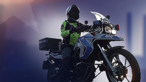 Мотовзвод. Работа автоинспекторов ДПС (Полиция в городе. Серия 1)