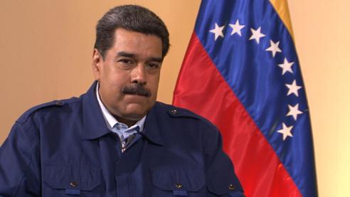 Николас Мадуро: в Венесуэле не будет ни войны, ни военного вмешательства