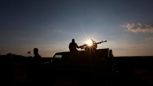 Новый расклад сил в Сирии