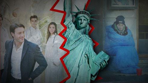 Нью-Йорк: как коронавирус разделил богатых и бедных