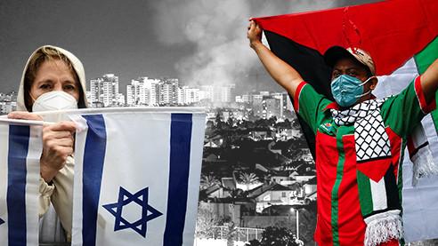 Обмен ударами. Почему снова гибнут люди в палестино-израильском конфликте