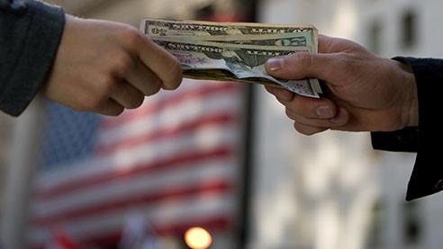 Финансовое рабство в США