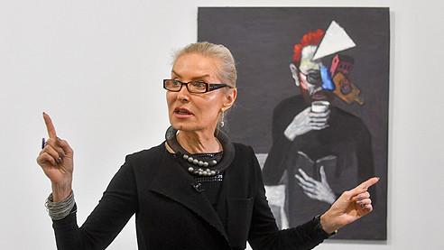 Ольга Свиблова: я никогда не мечтала стать директором музея
