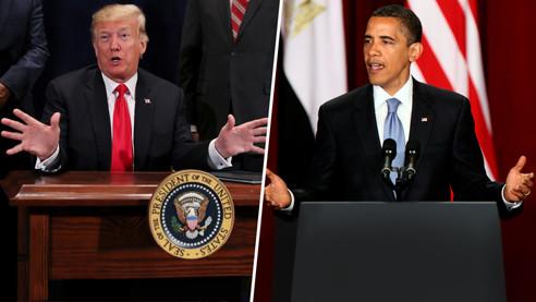 От Обамы до Трампа. Американские горки