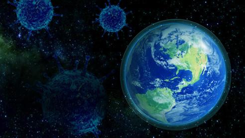 Пандемия — начало проблем человечества?