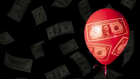 Пирамида доллара. Чем грозит миру американский печатный станок