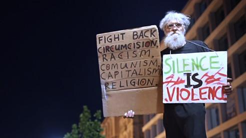 Протесты в США. Взгляд очевидца