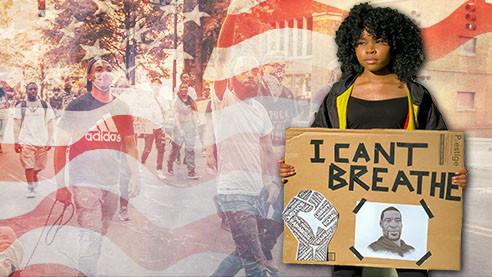 Протесты в США: повод и причина
