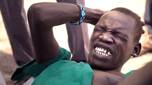 Раны Южного Судана