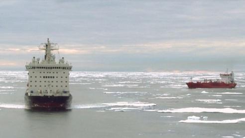Раздвигая льды