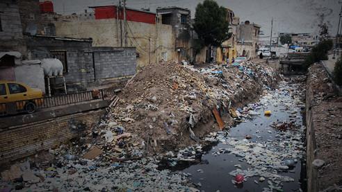 Реки иракской беды