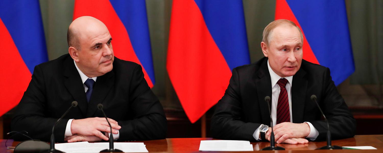 Россия на пороге перемен
