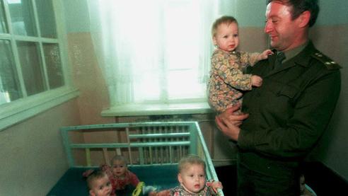 Рождённые в тюрьме