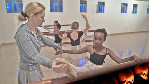 Руандийское фуэте: от геноцида до балета