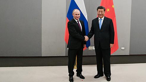 Сближение России и Китая. Почему США видят в нём угрозу