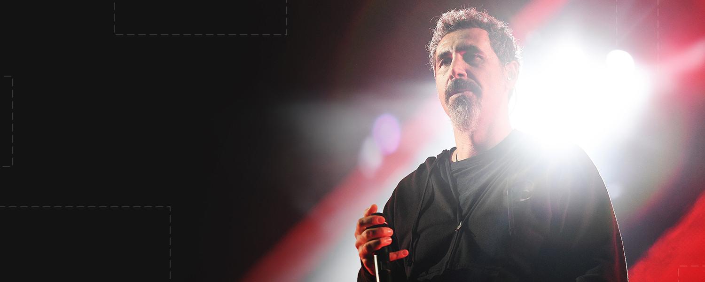 Вокалист группы System of a Down: от творчества до политики
