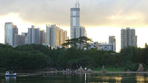 Шэньчжэнь – город будущего