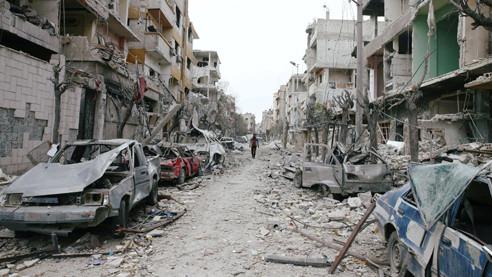 Сирия: стратегические игры с огнём