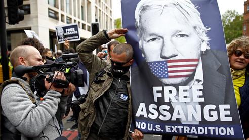 США: свобода слова для избранных