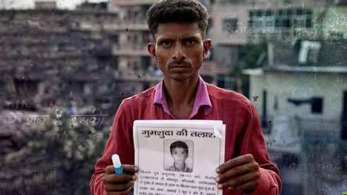 Индия. Как дети из неблагополучных семей попадают в рабство