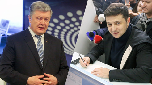 Украина: борьба перед вторым туром