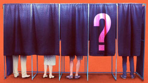 Уловки на президентских выборах в США